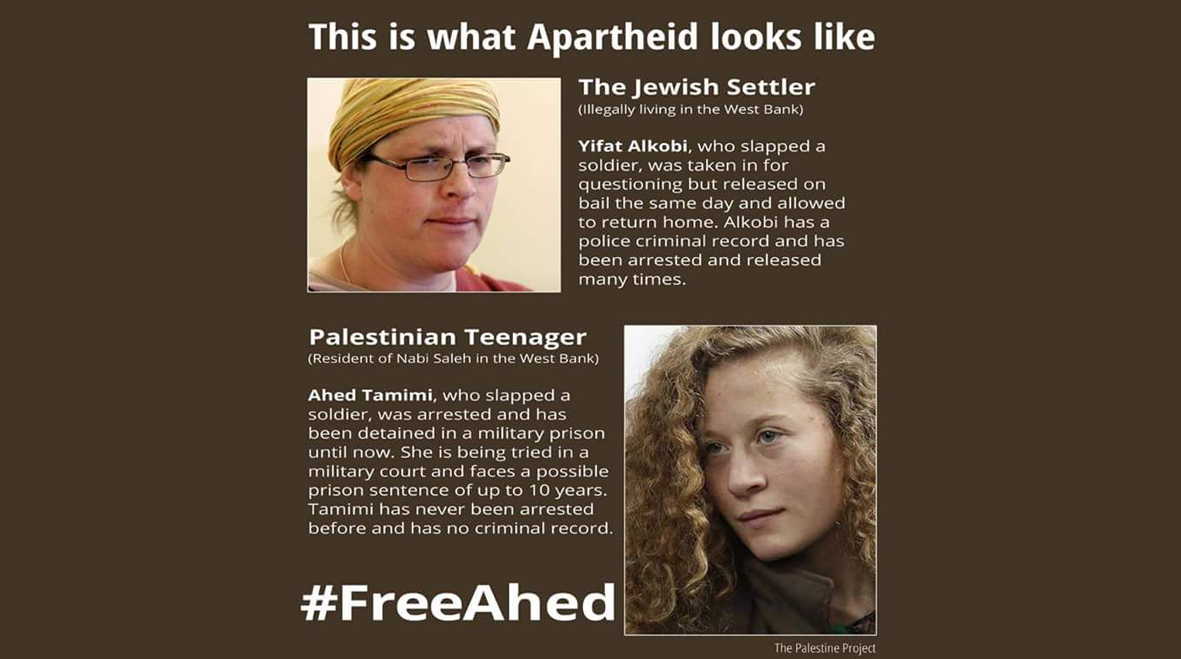 Free Ahed